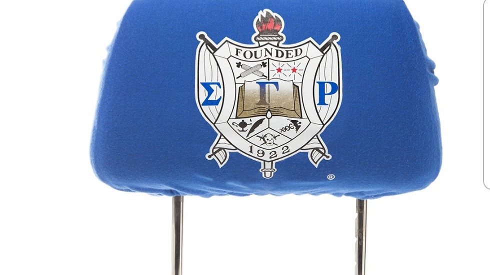 Sgrho Head Rest Cover