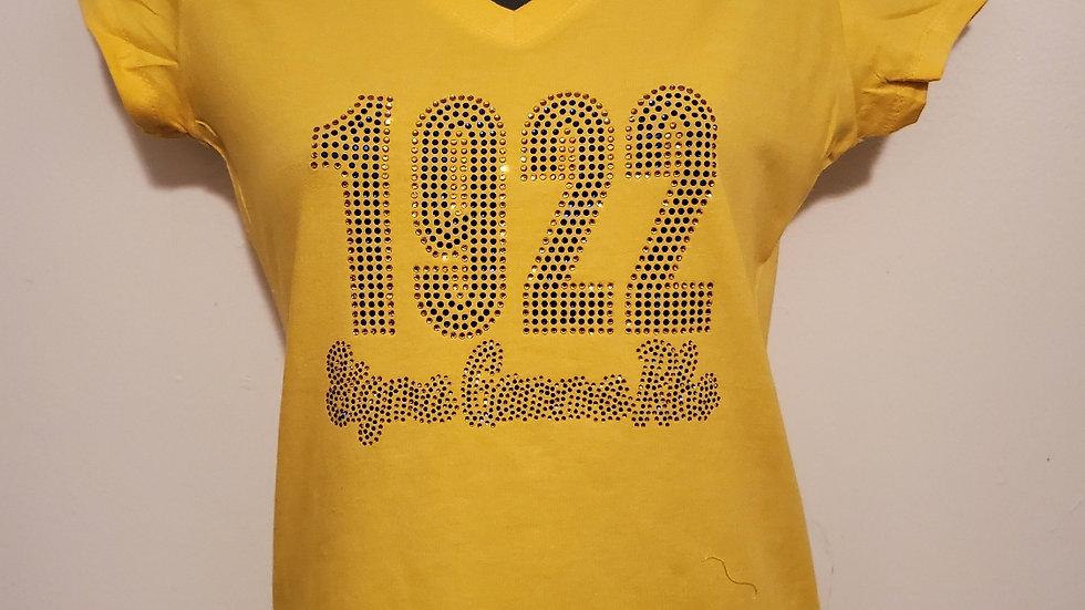 Sgrho 1922 Bling Shirt