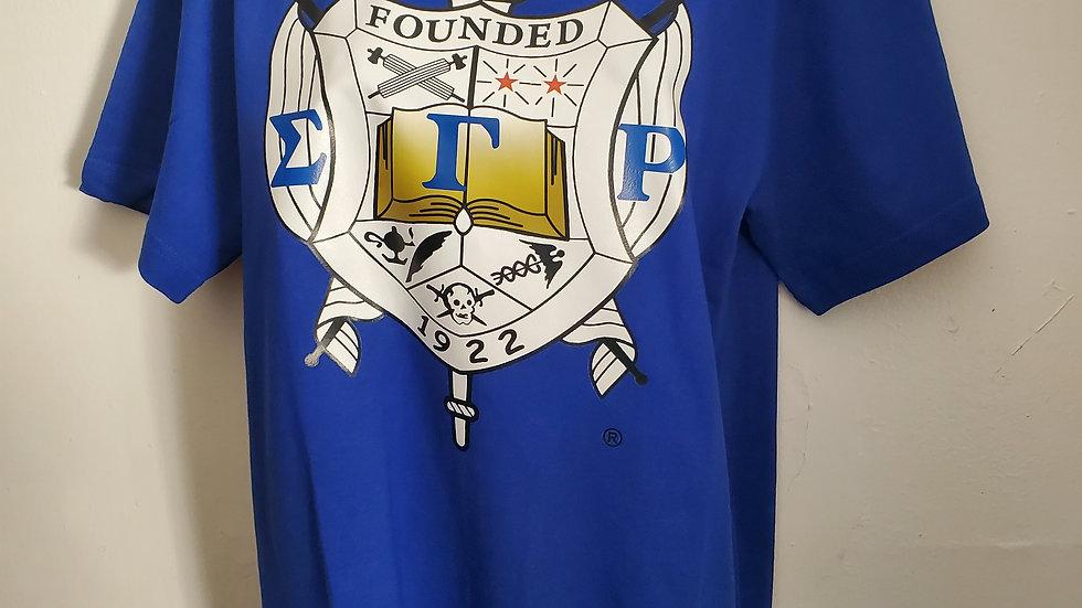 Sgrho Big Shield Shirt