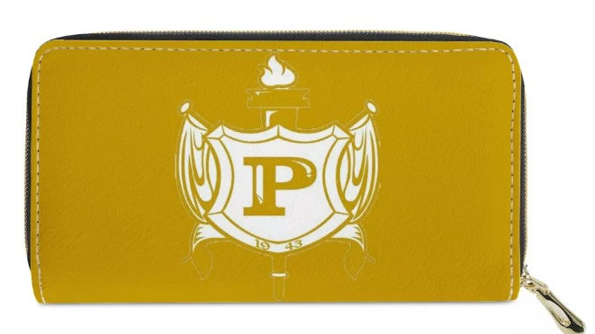 Philo Gold Wallet