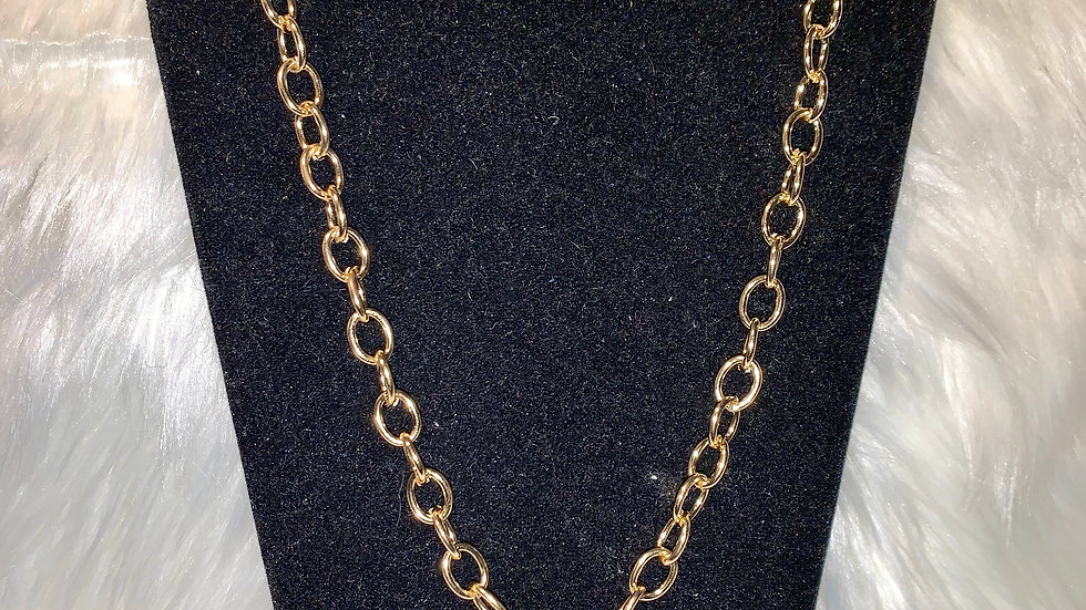 Rhoer chain necklace