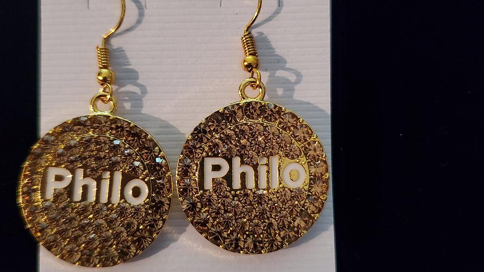 Philo Bling Earrings