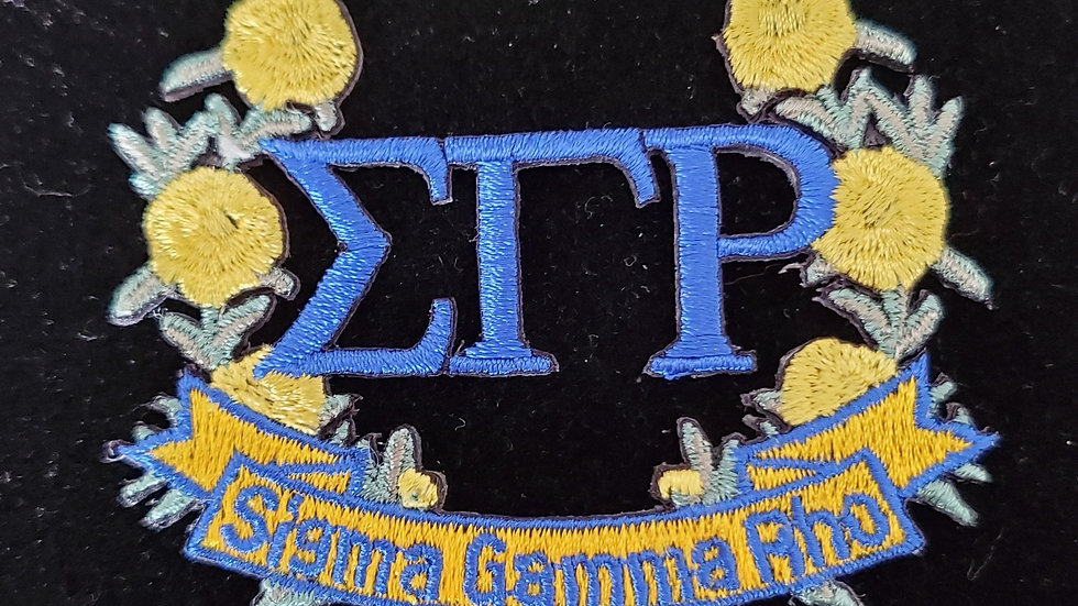 Sgrho Flower patch