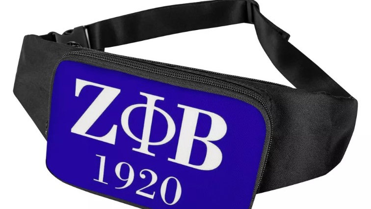 Zeta 1920 Waist Bag