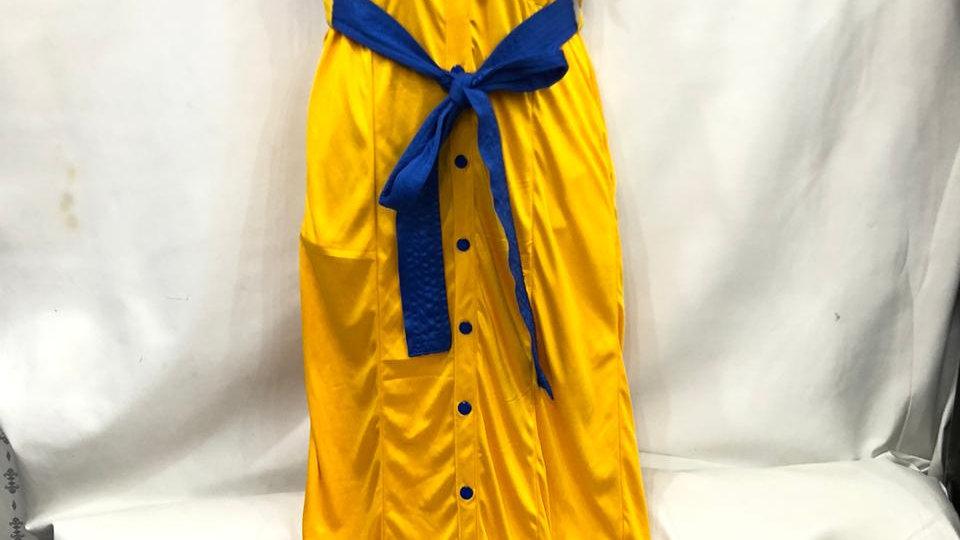 Sgrho Long Dress
