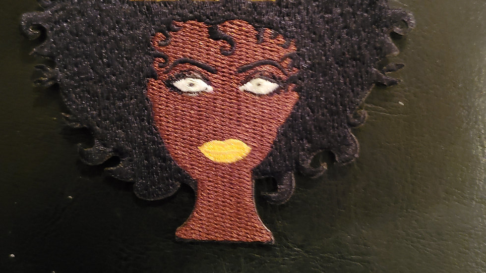Sgrho woman patch