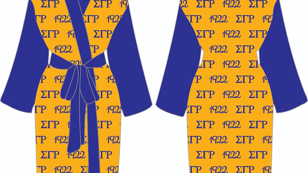 Sgrho Gold Robe PREORDER