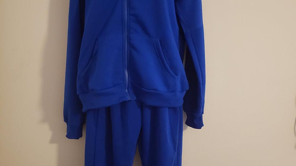 Zeta Blue Jogging Suit