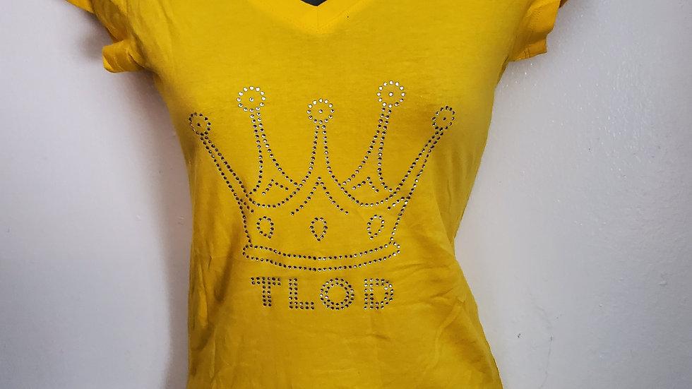 Tlod Bling Gold Shirt