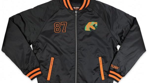 Famu Zipper Jacket