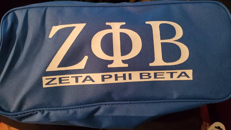 Zeta Shoe Bag