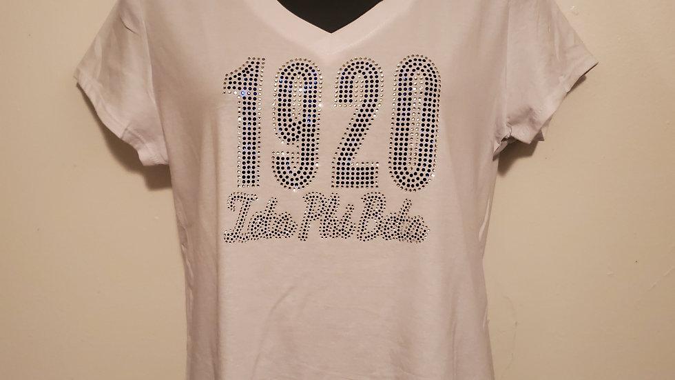 Zeta 1920 Bling Shirt
