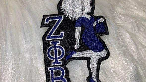 Zeta lady patch