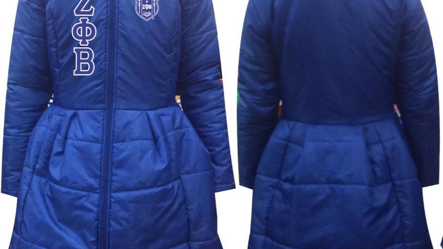 Zeta New Trock Coat (PREORDER)