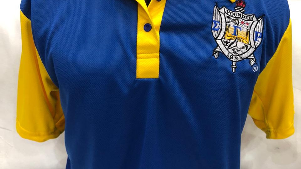 Sgrho Shield Polo Shirt