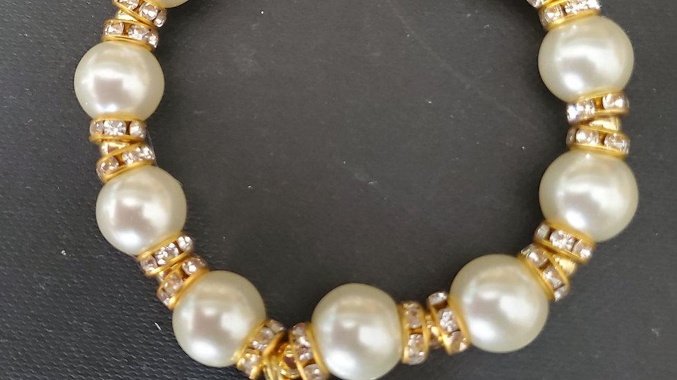 Sgrho 22 pearl Bracelet
