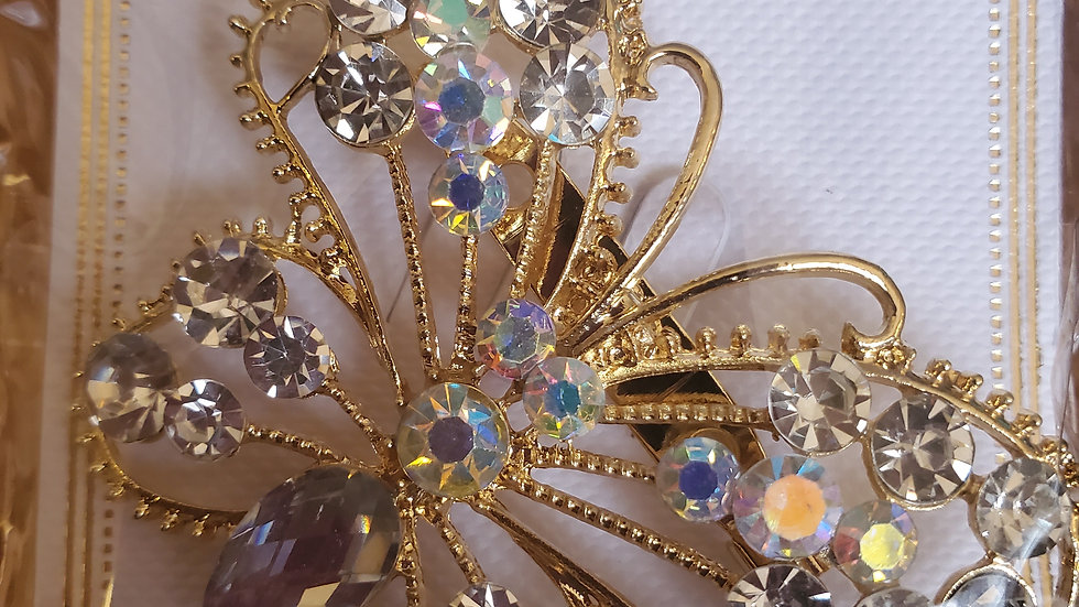 Rhoer Butterfly Pin