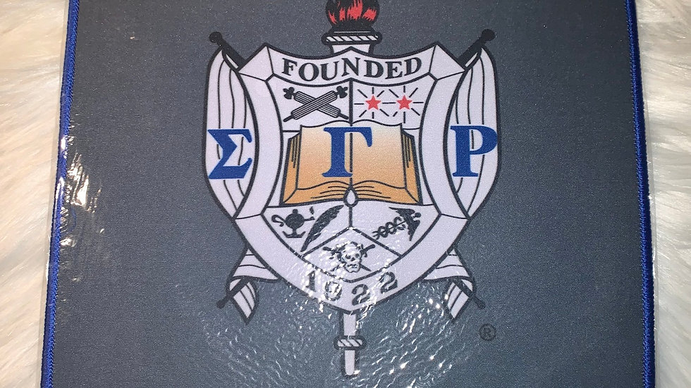 Sgrho shield mouse pad
