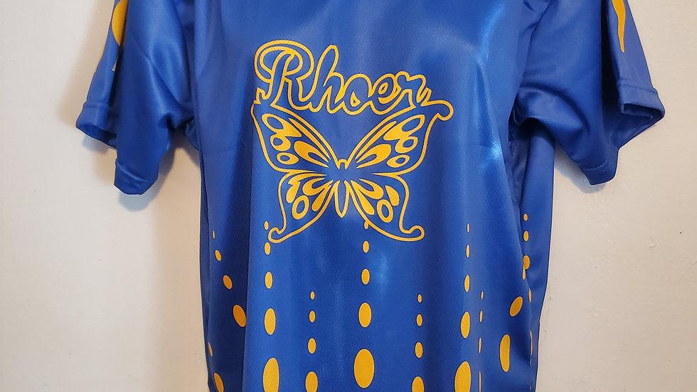 Rhoer New Vneck Butterfly Jersey