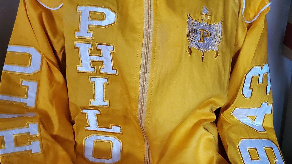 Philo Shield Racecar Jacket