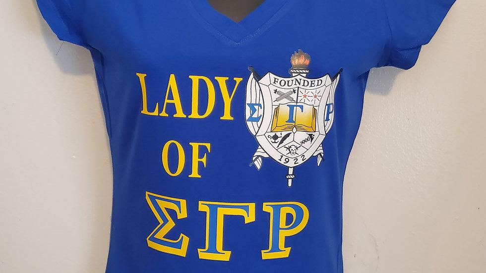 Lady of Sgrho Shirt