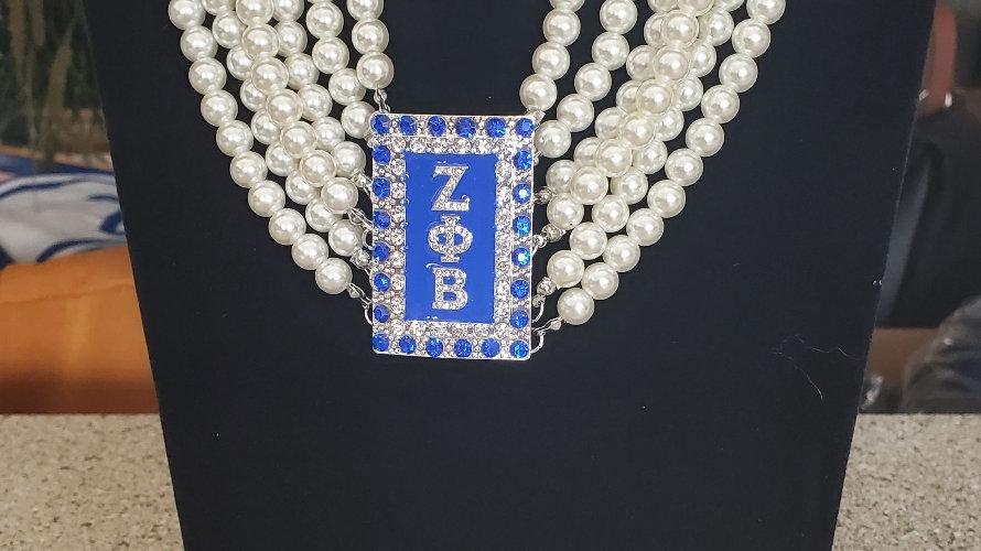 2pc Zeta Necklace Special