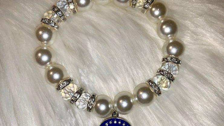 Top teens Chunky bead bracelet