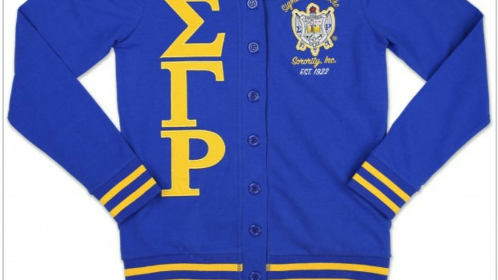 Sgrho New Shield Cardigan
