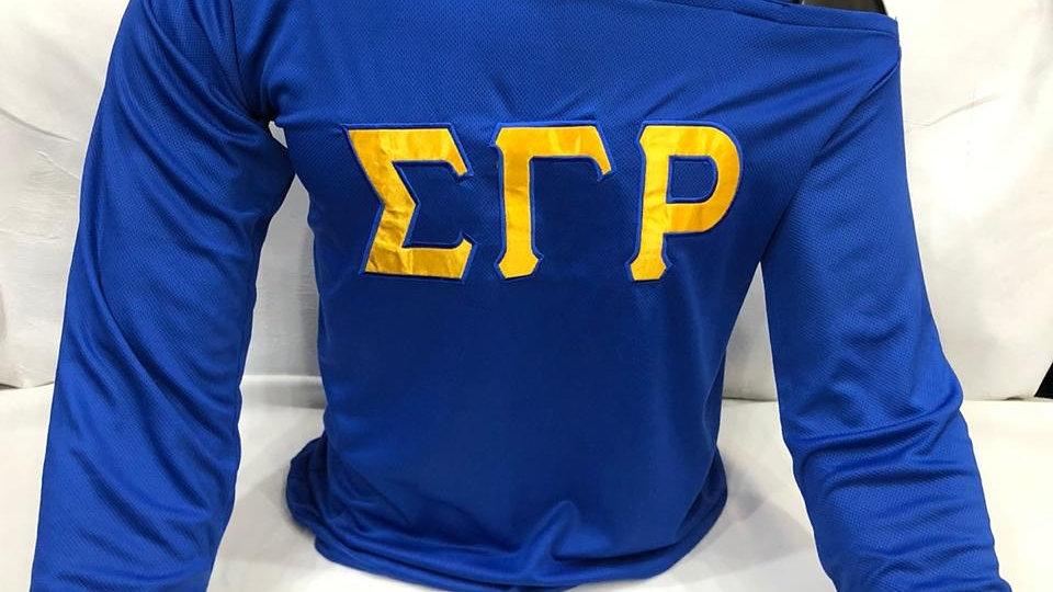 Sgrho New Off Shoulder Shirt