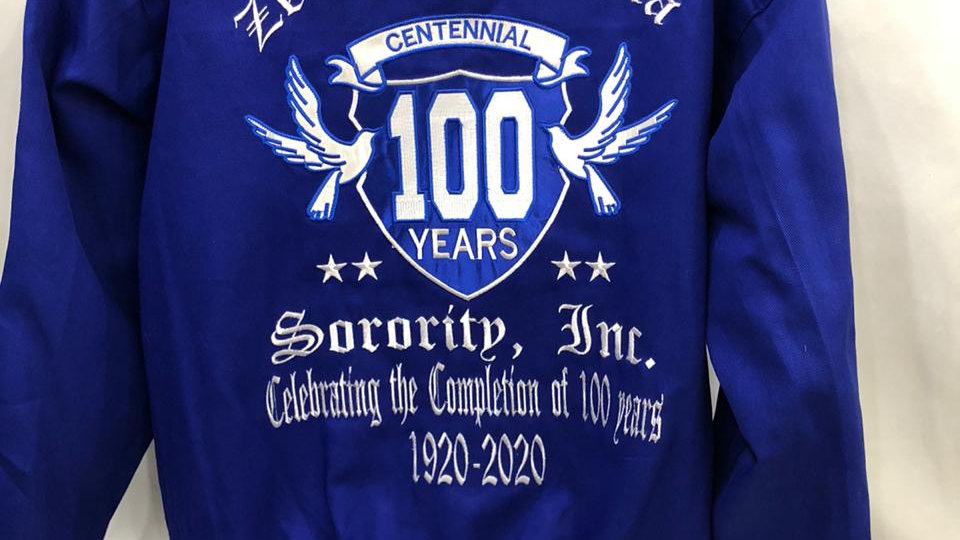 Zeta 100th Year Racecar Jacket