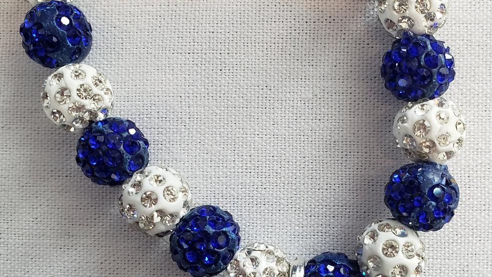 Zeta Bling Bracelet
