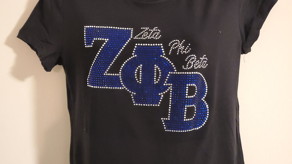 Bling Zeta Tshirt Sale