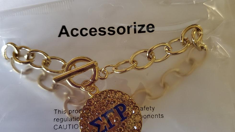 Sgrho Bling Chain Bracelet