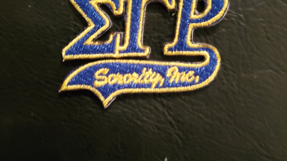 Sgrho small Ribbon Patch