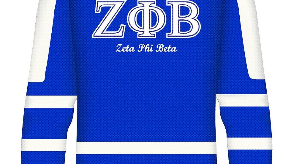 Zeta Hockey Jersey