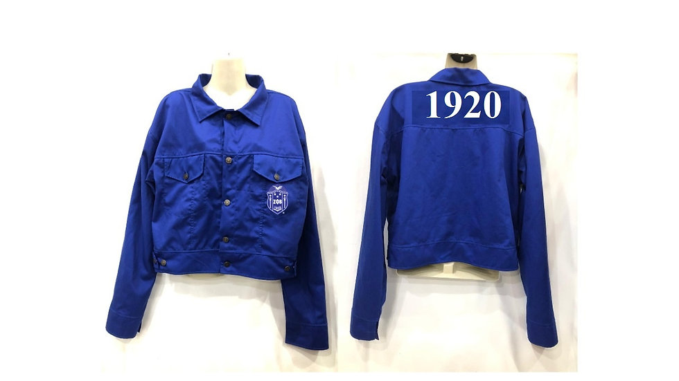 Zeta Crop Jacket