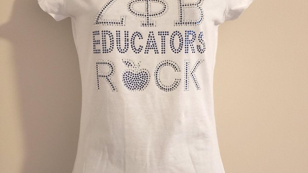 Educators Rock Tshirt