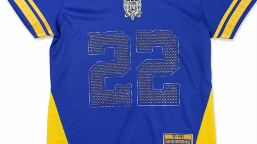 Sgrho New Bling Jersey
