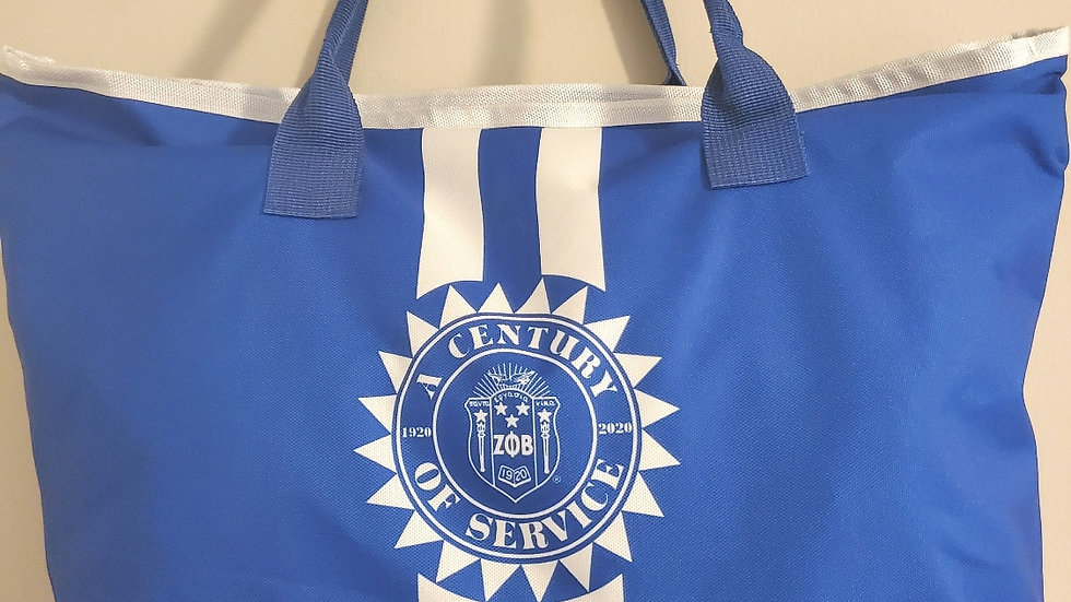 Zeta 100th year bag