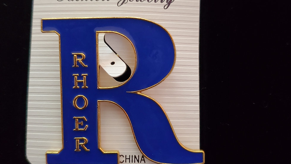 Rhoer Big R pin