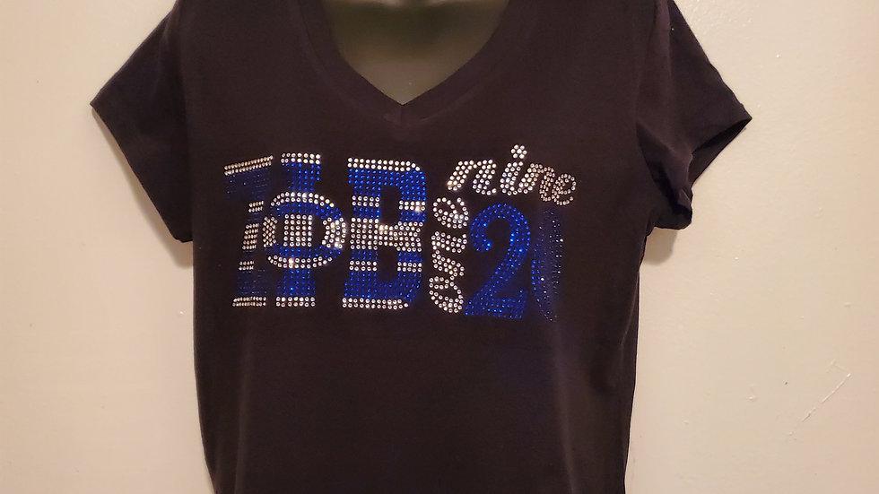 Zeta 20 Bling Shirt