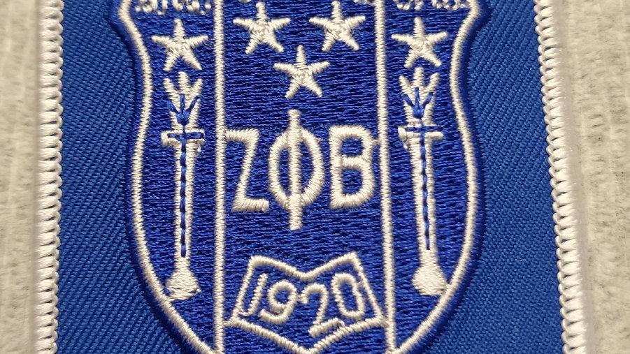 Zeta Shield Luggage Tag