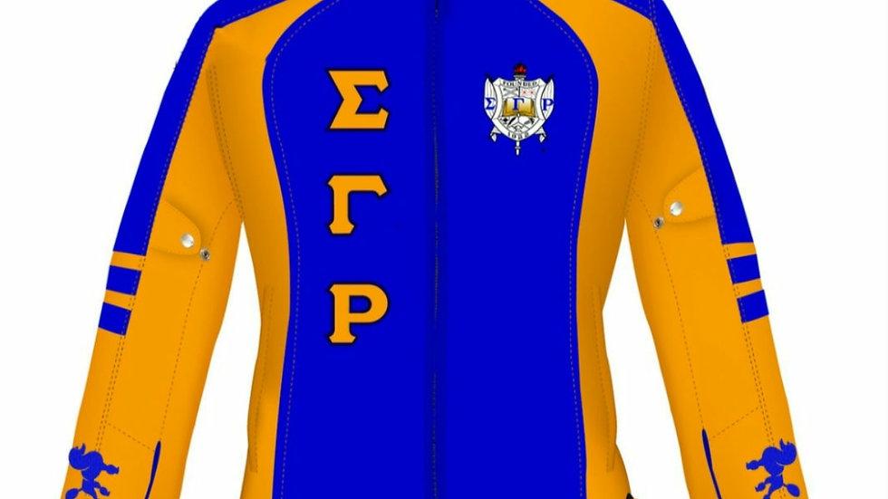 Sgrho New Racecar jacket