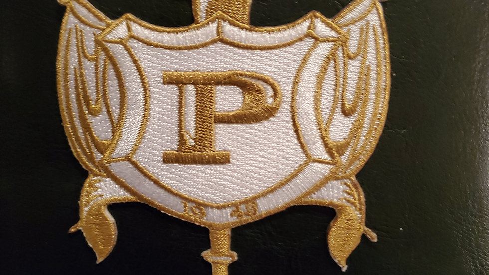 Philo Old Gold 3 1/2 Patch