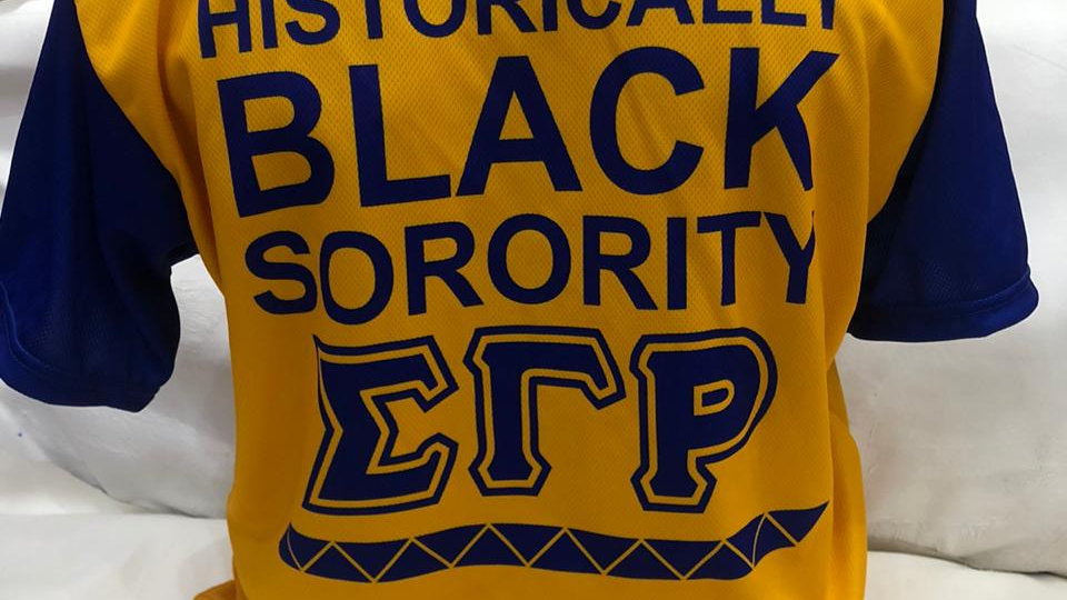 Sgrho Historically Black Jersey