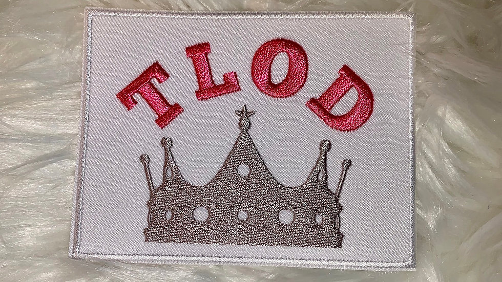 TLOD patch with crown