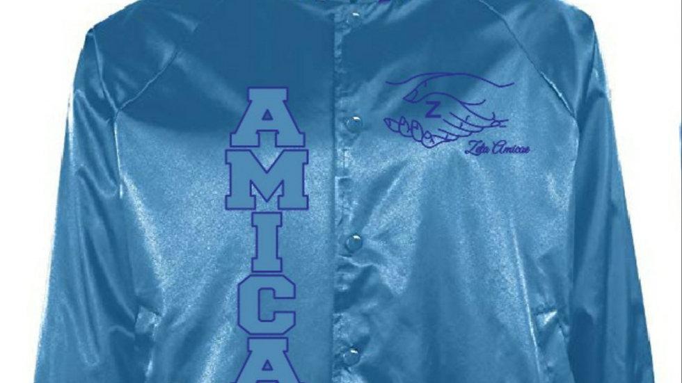 Amicae satin Jacket