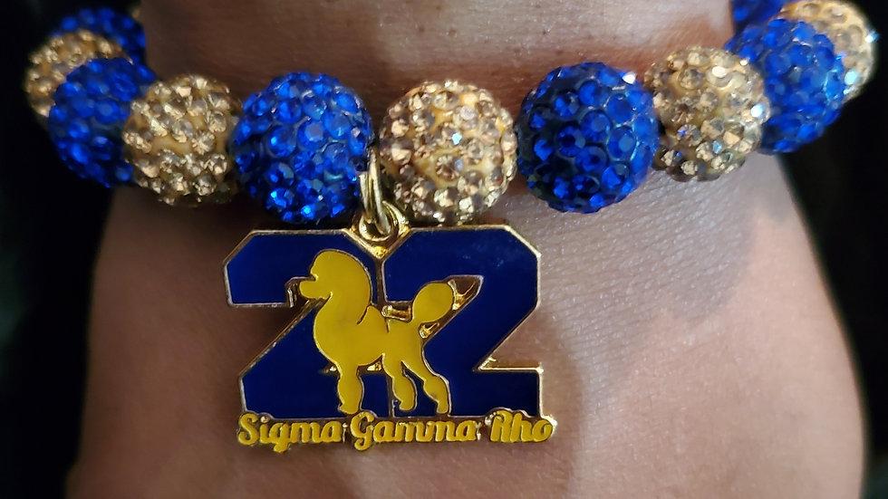 Sgrho 22 bling bracelet