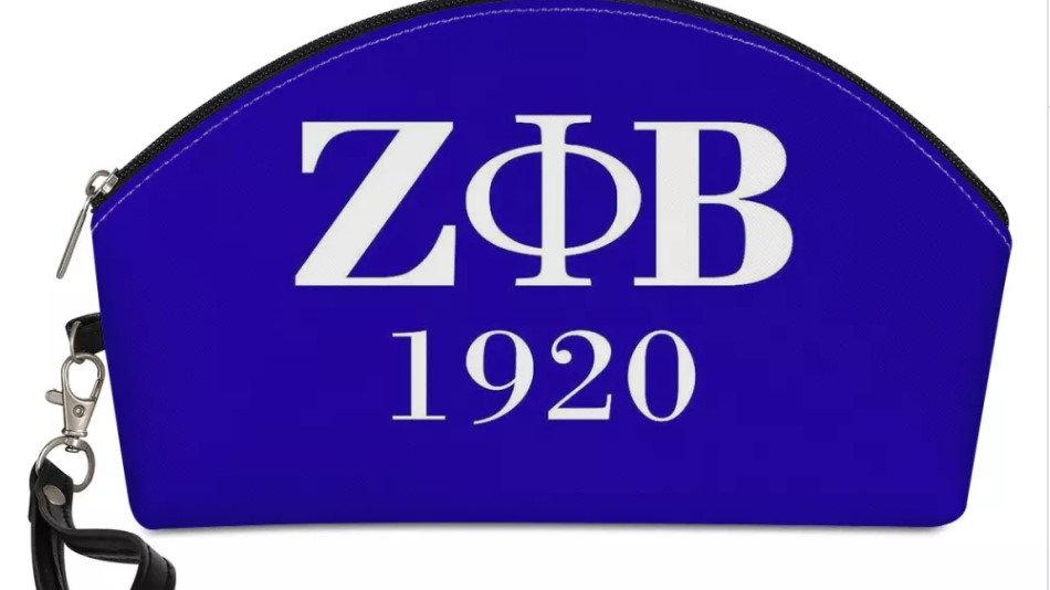 Zeta 1920 Cosmetic Bag