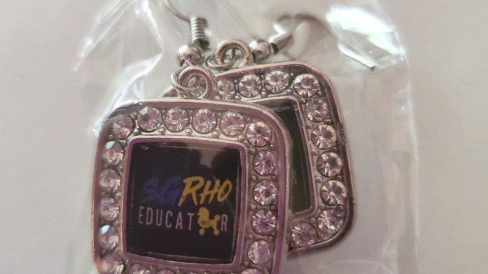 Sgrho Educators Earrings